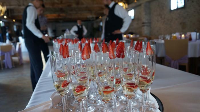 Barmani na wesele Poznań