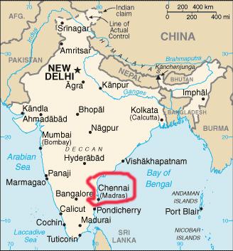 Chennai - Pimp My Bar Consulting