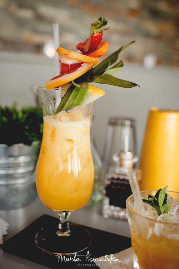 Driniki z Mango