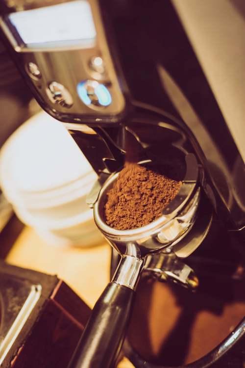 Kawa na targi