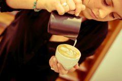 Kawa na targi w Poznaniu