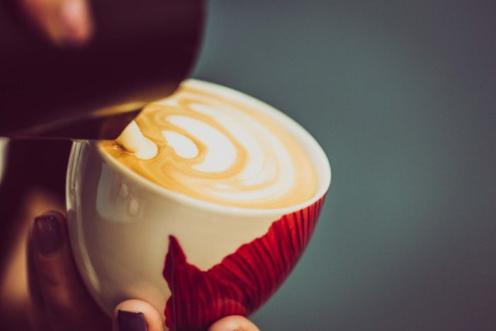 Latte Art Poznań