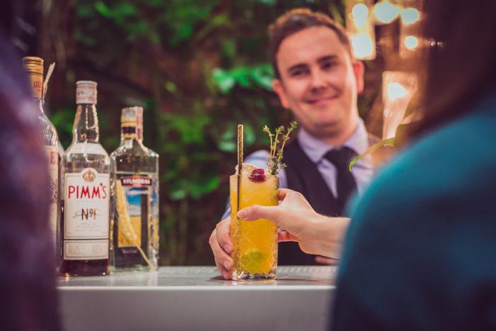 Barman na wesele Poznań
