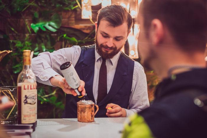 barman na wesele szczecin