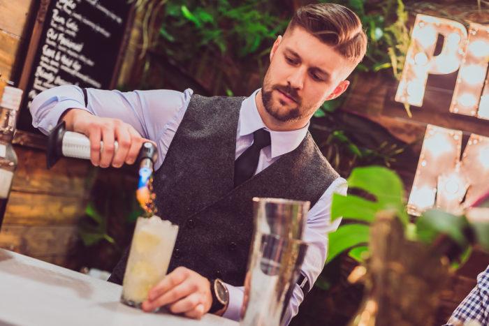 Poznań barman na wesele